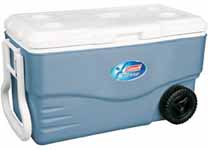 100 QUART XTREME 5 WHEELED COOLER